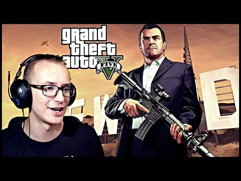 UNK i GTA V -  MICHAEL i DRAGI 3#