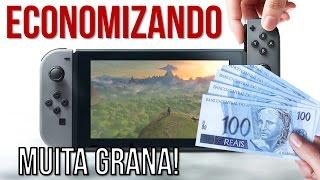 Como comprar Nintendo Switch no Brasil BARATO!