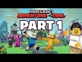 It's That Time Again! - Part 1 - Minecraft Adventure Time Mash-Up Pack