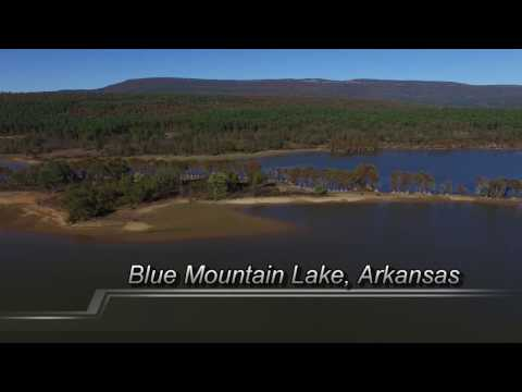 Blue Mountain Lake, Arkansas