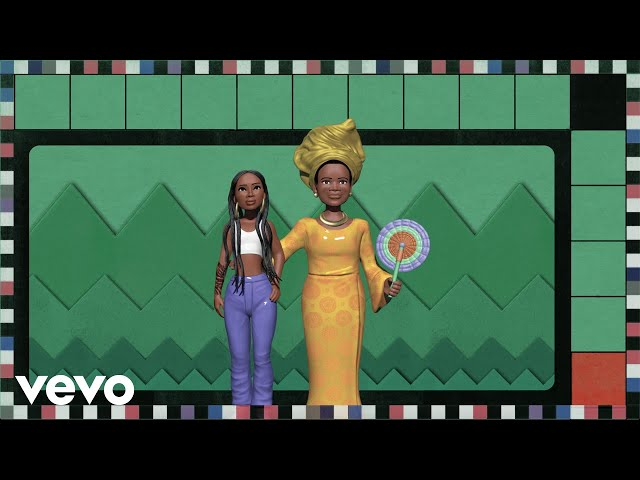 Tiwa Savage - Park Well (Visualizer) ft. Davido