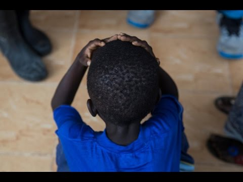 Picturing Ebola from a child's perspective | UNICEF