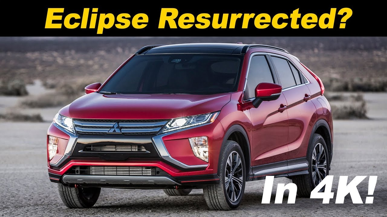 2018 mitsubishi eclipse cross review and comparison youtube. Black Bedroom Furniture Sets. Home Design Ideas