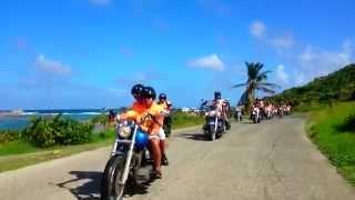 St Maarten Day Ride, 6th SXM BIKE  FEST part 3