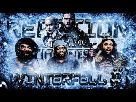 Game of Thrones: Season 8 | Episode 1'Winterfell' Reaction