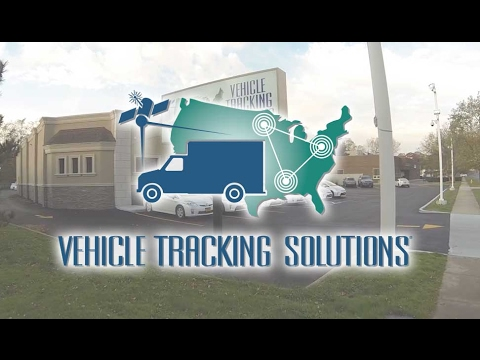 Vehicle Tracking Solutions 2017 Profile Video