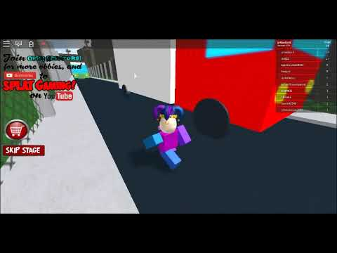 How To Get The Secret Badge In Escape Grocery Store Obby Youtube