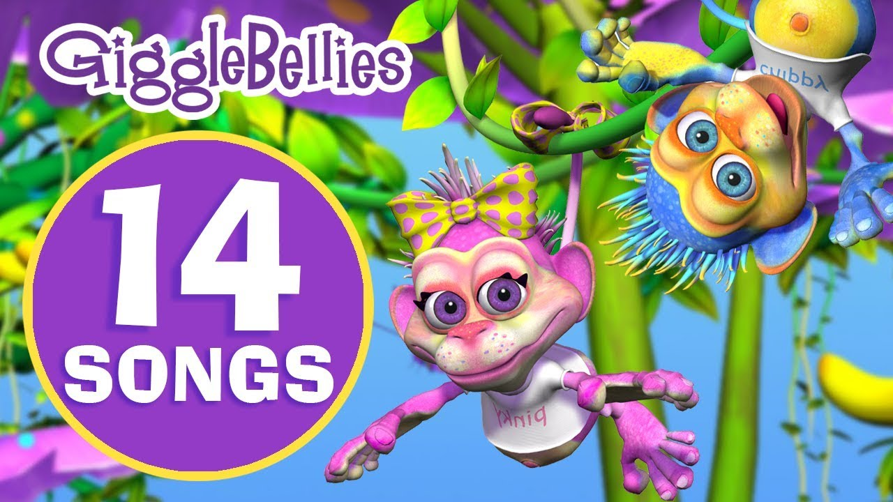 five little monkeys colors of the rainbow 14 children songs nursery rhymes collection - All The Colors Of The Rainbow Song