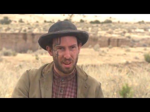 """Jane Got A Gun: Sam Quinn """"Slow Jeremiah"""" Behind The Scenes Movie Interview"""