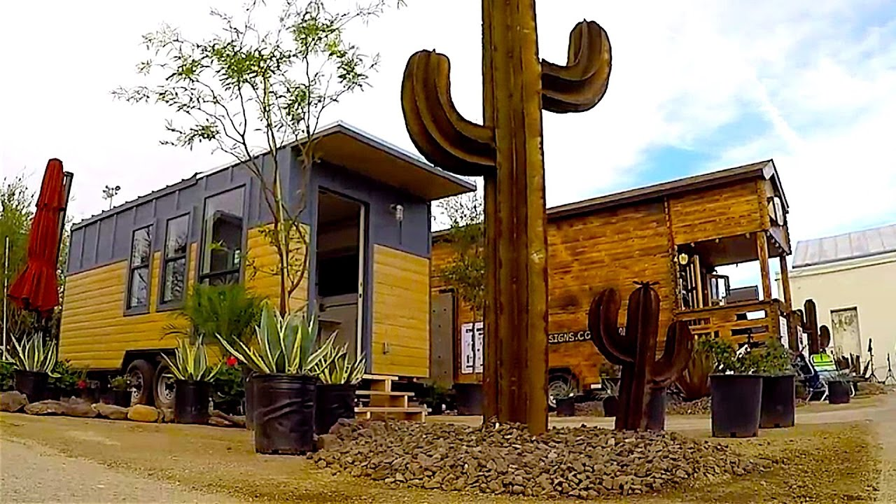 Top 3 Must Visit Tiny Home Communities In America Youtube