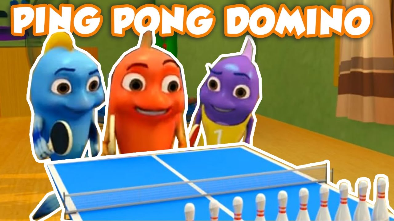 Bilu Mela - Ping Pong Domino