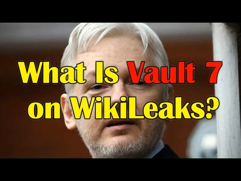 What Is Vault 7 on WikiLeaks  The Latest Theories and Analysis February 9 2017