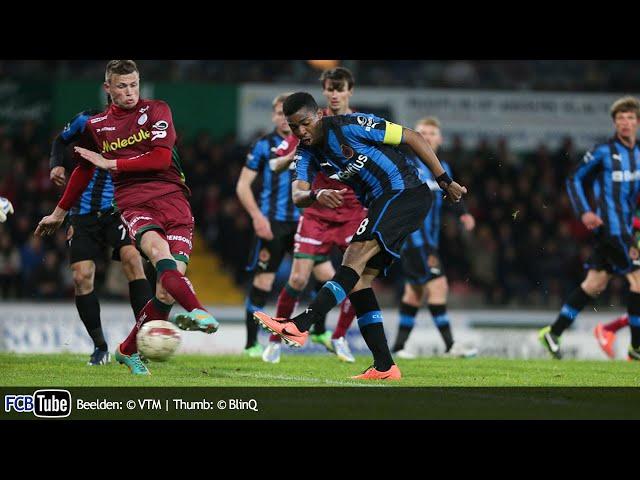 2012-2013 - Jupiler Pro League - PlayOff 1 - 09. Zulte Waregem - Club Brugge 5-2