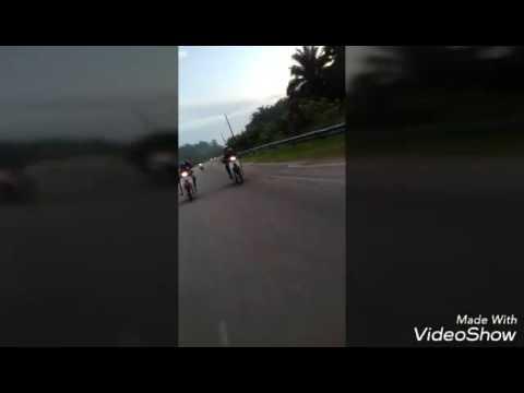 Ride To Ulu Lenggong