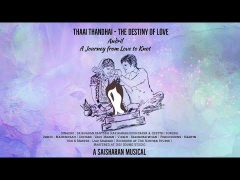 Thaai Thandhai | Andril | Saisharan | Santosh | Soundarya | Deepthi | Mahendran | Saisharan Musical