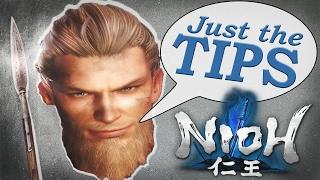 NIOH - Advanced Tips & Tricks