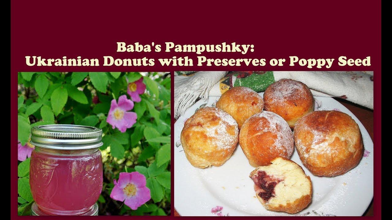 How to make ukrainian donuts recipe recipes