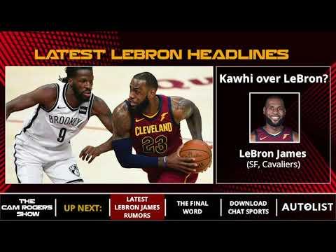 LeBron James Rumors: Game 4 Preview, Lakers May Sign Him Or Kawhi Leonard - 동영상