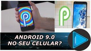 Android 9.0 No seu Celular? Aprenda (PASSO A PASSO) Como ter o Android 9.0 no seu Celular!