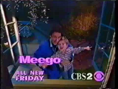 Bronson Pinchot in Meego  1997 commercials