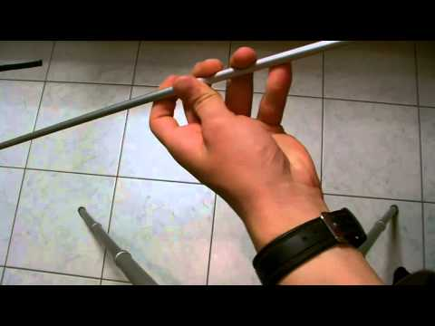 How to make an airsoft barrel 6mm