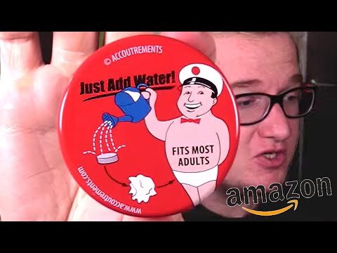 I Bought the Weirdest Amazon Products