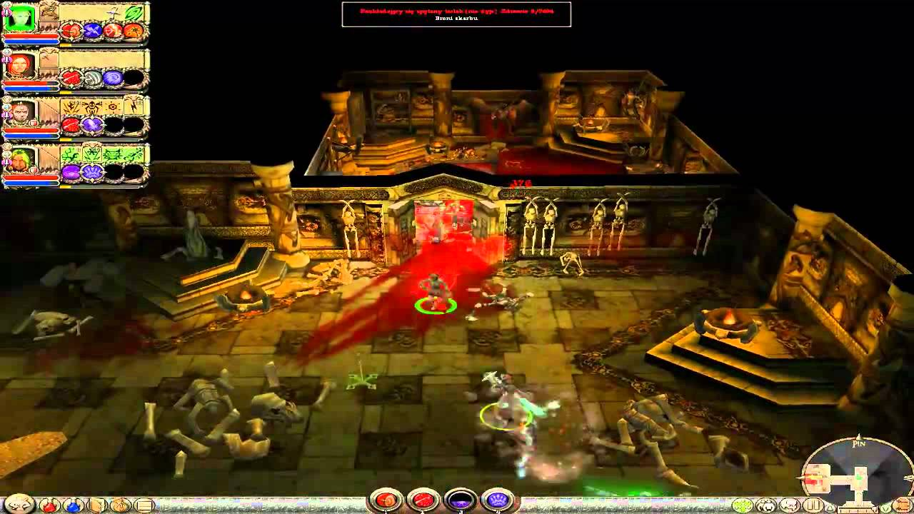 dungeon siege 2 broken world gameplay 1 plusy i minusy serii ds2 youtube. Black Bedroom Furniture Sets. Home Design Ideas