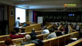 Veřejná debata k dopravní problematice města Pelhřimov