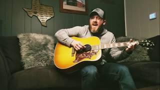 Best Shot - Jimmie Allen - Cover by Travis Cole Video