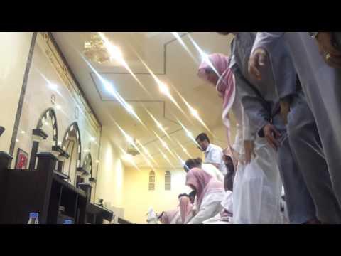 Beautiful Quran - Alqasr Mosque Riyadh جامع القصر الرياض المملكة العربية السعودية  Saudi Arabia
