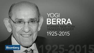 Yogi Berra Dies: 1925-2015