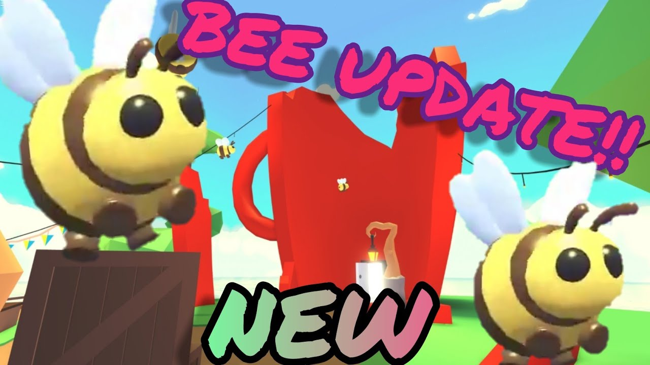Everything You Need to Know Before the Adopt Me Bee Update ...