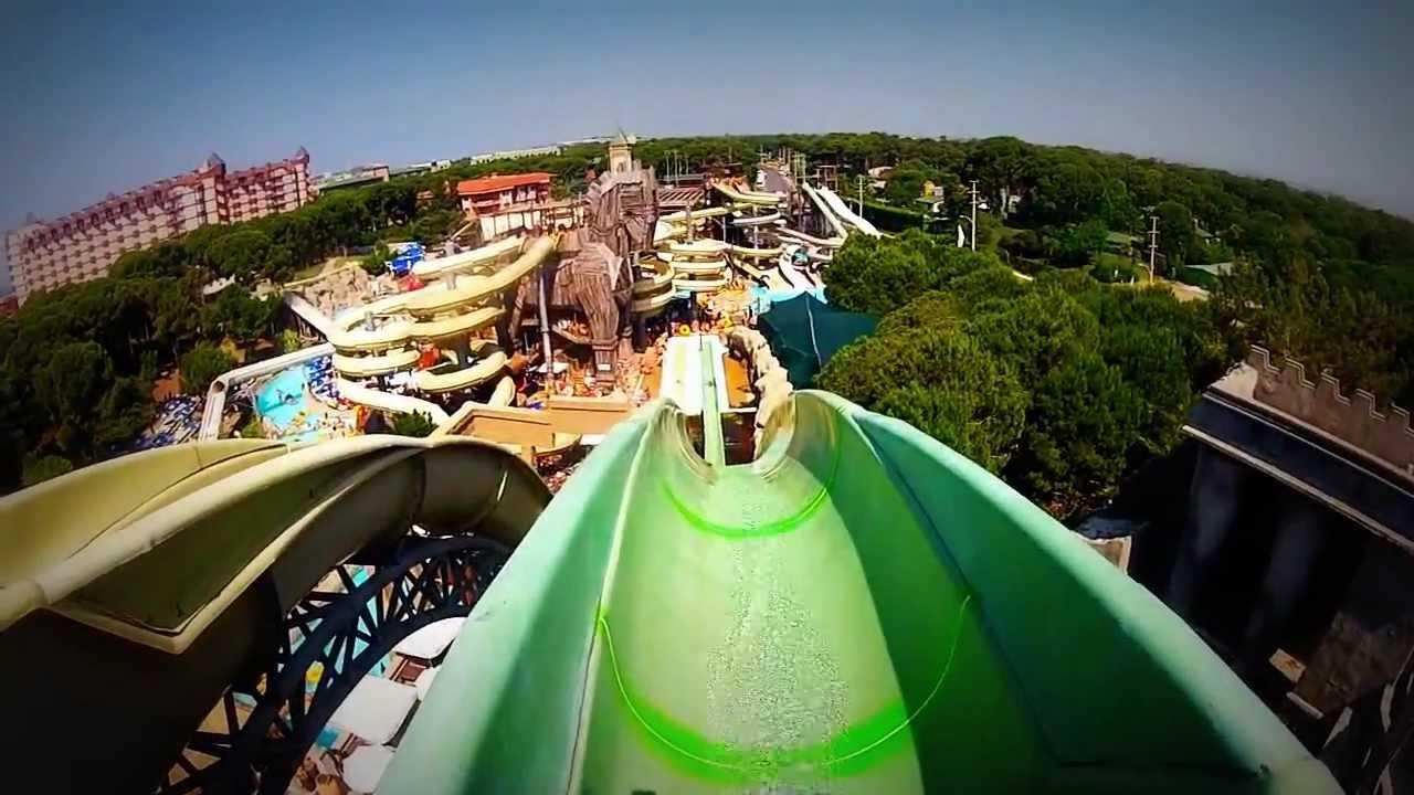 турция аквапарк фото