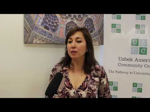 Uzbek American Community center