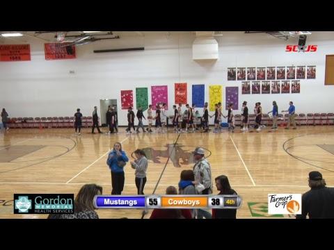 Gordon-Rushville Basketball vs. Cody-Kilgore