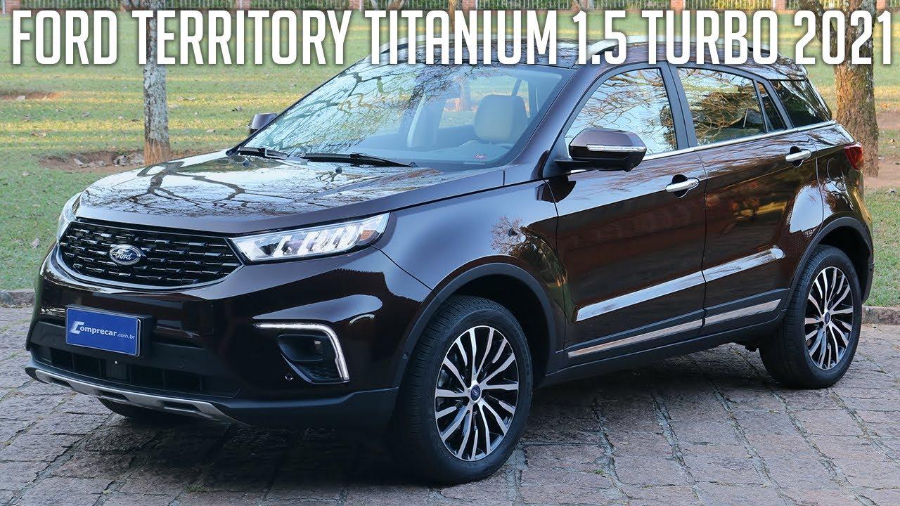 Avaliação: Ford Territory Titanium 1.5 Turbo 2021