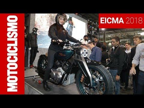 Royal Enfield Concept KX - EICMA 2018