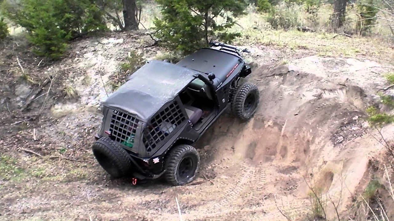 San Antonio Jeep Exclusive club run Stillwaters Ranch Shaun