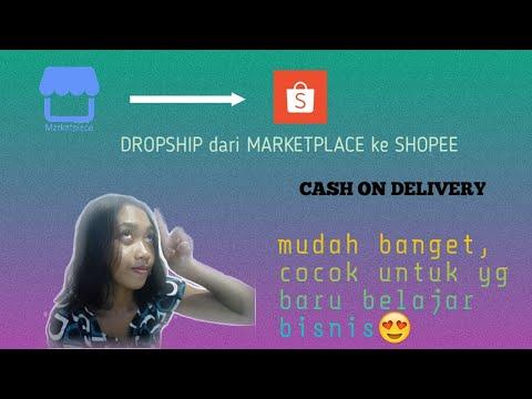 cara-dropship-dari-marketplace-ke-shopee-cod-|-mudah-banget