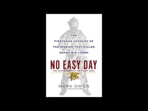 Reading of - No Easy Day Prologue