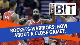 Houston Rockets at Golden State Warriors, Game 4   Sports BIT   NBA Picks