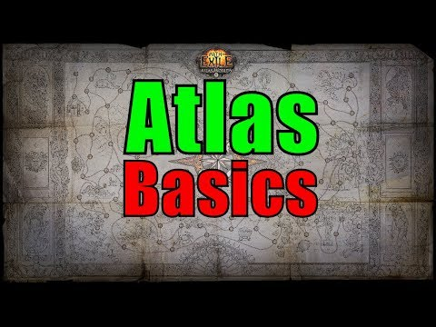 [3.0] #10 Atlas Guide - Grundlegende Mechaniken / Basics - Path of Exile - Harbinger [german]