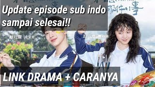 Video A little thing called first love Sub Indo | Link + caranya download MP3, 3GP, MP4, WEBM, AVI, FLV November 2019