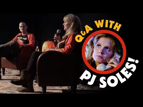 Q&A With PJ Soles  October 14, 2017  The Little Theatre, Rochester NY