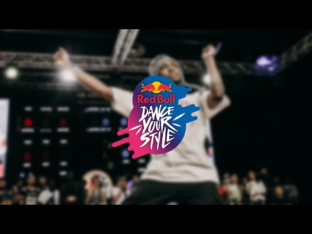 Redbull Dance Your Style - Finale nationale @ Marseille