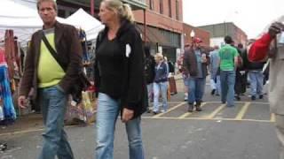 Arkansas Blues and Heritage Fest - Cherry Street Walk