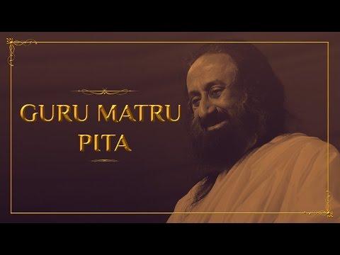 Guru Matra Pita Guru Bandhu Sakha | Lyrics | Chitra Roy | Art of Living Bhajans