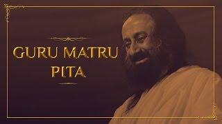 Guru Matra Pita Guru Bandhu Sakha   Lyrics   Chitra Roy   Art of Living Bhajans