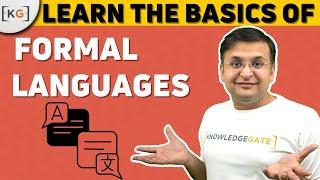 Basics of Formal language  TOC  TOFL  THEORY OF COMPUTATION  AUTOMATA THEORY  part-5