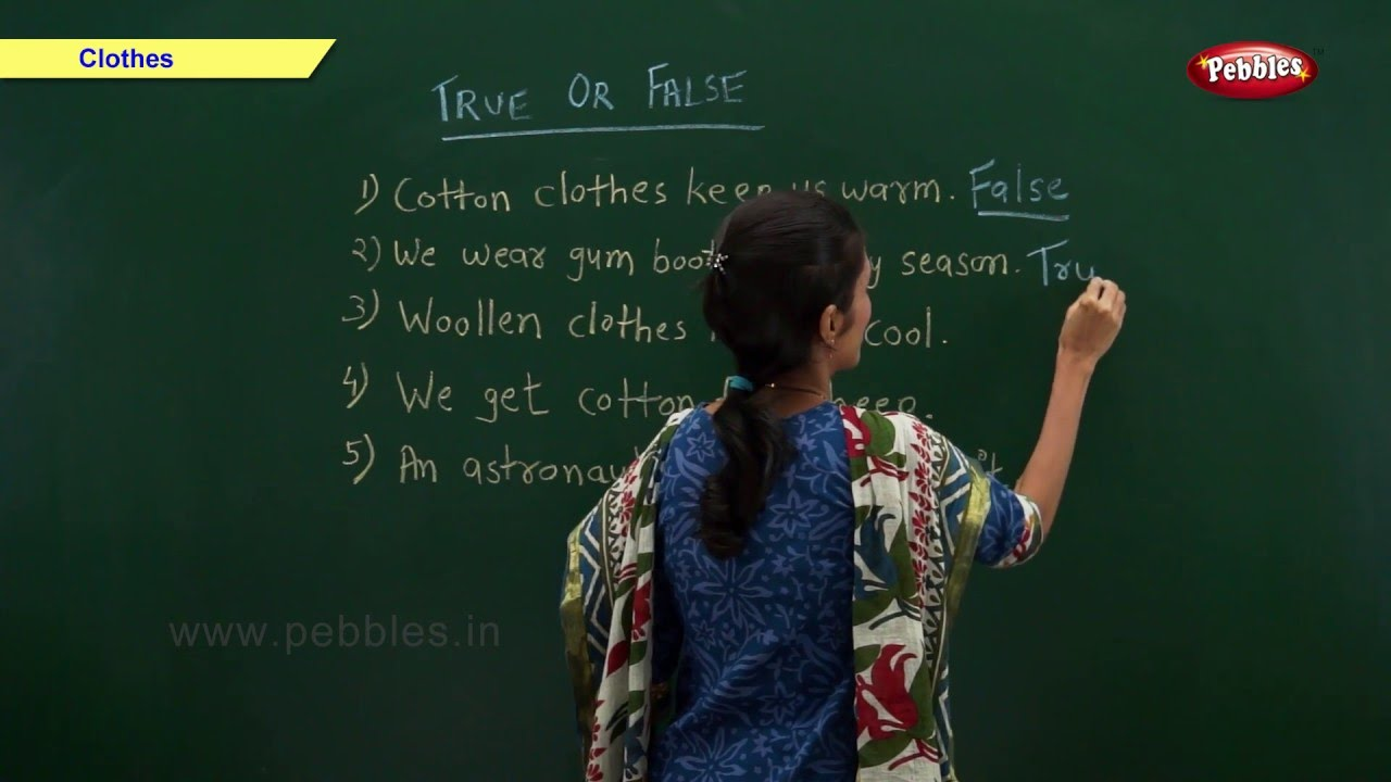 Cbse Class 2 Science Clothes Class 2 Science School Syllabus Cbse Class 2 Videos Ncert Youtube